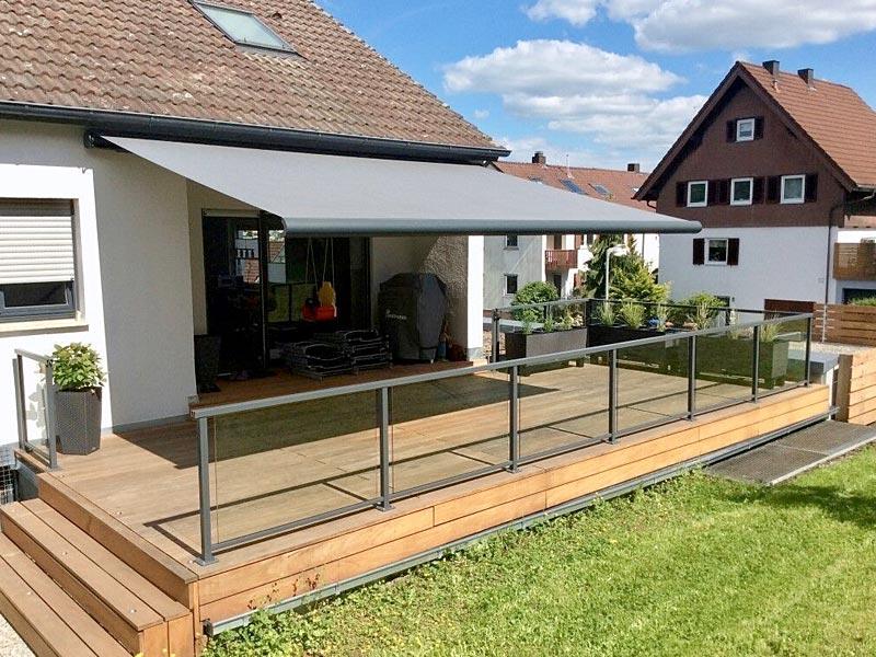 Balkone Gelander Garten Holz Thiel