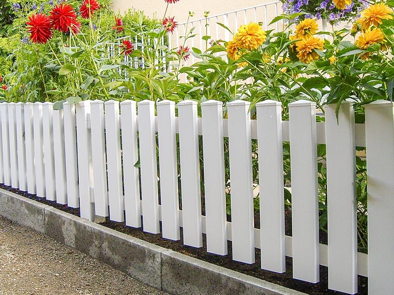Zäune und Tore - Garten-Holz-Thiel